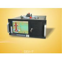 """DEV-T Multi Channel Vibration Speed Measuring Instrument With 10.4"""" LED Dispaly Manufactures"""