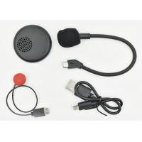 Buy cheap Lightweight 2.4G Motorcycle Bluetooth Headset Unique Speaker Design from wholesalers
