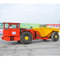 Wholesale KU Underground Mining Trucks 25 Tons Payload Capacity Full Hydraulic Power Steering System from china suppliers