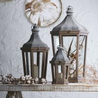 Buy cheap Antique Candle Holders New Christmas Decorative Wooden Lights Candlestick Crafts Home Decor Candle Holders from wholesalers