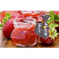 Wholesale High quality strawberry jam making machine price strawberry jam butter making machine for sale from china suppliers