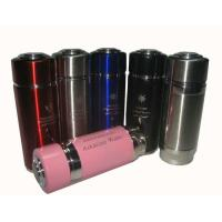 Buy cheap 5L Silver / Blue Alkaline Nano Energy Flask With Replaceable Filter , 20cm Height from wholesalers