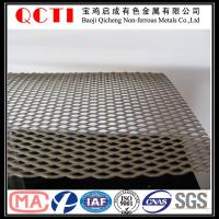 Buy cheap titanium orthopedic implants bone recovery implants titanium mesh cage from wholesalers