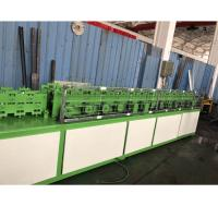 Buy cheap Customized Fly Saw Cutting Shutter Door Roll Forming Machine Shutter Door Series Machine from wholesalers