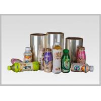 Buy cheap 35 Mic Low Density Plastik Shrink Wrap Width 150-1000mm In Transparent product