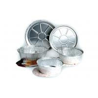 Buy cheap Silver 8011 Aluminium Packaging For Food Container With Lids from wholesalers