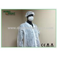 Buy cheap Nonowven Adult Version / MR Disposable Lab Coats Protective Lab Coats from wholesalers