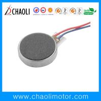 Wholesale Mini Flat Vibration DC Motor CL-0834 For Mini Bluetooth Tacker & Finder And Smart Band from china suppliers