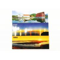 Buy cheap Flexiable Tinplate Fridge Magnet , Printing Paper Picture Fridge Magnets from wholesalers