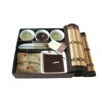 Buy cheap Aromatherapy Paraffin Wax Scented Candle Gift Set With Bamboo Box from wholesalers