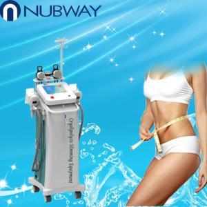 China Non Invasive Ultrasonic Liposuction Cryolipolysis Slimming Machine on sale