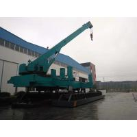 Buy cheap No Noise Static Hydraulic Pile Driving Machine For Real Estate Foundation from wholesalers