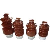 Buy cheap Ansi Polymer Disc Insulator Pin Type Porcelain Electric Fence Insulators from wholesalers