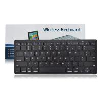 Buy cheap Lightweight Bluetooth Keyboard , Ultra Slim Keyboard Wireless For IOS Android Wins from wholesalers
