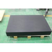 Buy cheap Engineers Granite Surface Plate Inspection Surface Plates Conforming To GB117-2015 from wholesalers