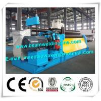 Wholesale CNC Hydraulic bending machine steel plate shearing machine , Steel rolling machine from china suppliers
