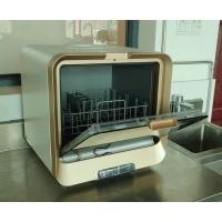 Buy cheap Single Layer Apartment Size Dishwasher / Portable Countertop Dishwasher from wholesalers