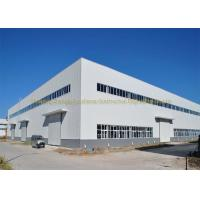 H Beam Modern Prefab Houses With Steel Structure Sandwichan Panel Manufactures