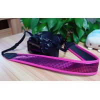 Buy cheap Quickrelease textured neoprene DSLR camera neck belt strap for Canon with relieving stress from wholesalers