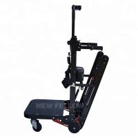 Buy cheap NF - WD03 Electric Automatic Stair Climbing Cart With Four - Wheel In Black product