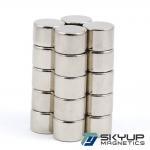 Buy cheap Rare earth N38 sintered Ndfeb Neodymium magnet from wholesalers