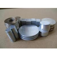 Buy cheap Rare Earth Neodymium Disc Magnets Powerful Magnetic For Synchronous Motor from wholesalers