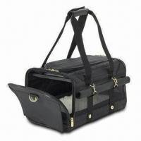 Wholesale Pet Dog Carrier, Matched with Sherpa Mat and Mesh Panels from china suppliers