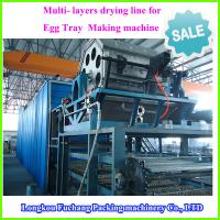 Buy cheap recycling waste paper egg tray machine from wholesalers