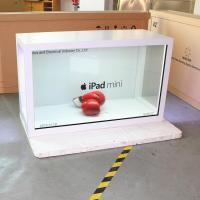 Buy cheap HD Transparent Monitor Screen / Durable Flexible Transparent Display from wholesalers