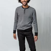 Buy cheap Cool Free People Too Good Sweater , 100 Cotton Half Zip Up Sweater For Male from wholesalers