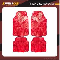 Wholesale Red / Gray / Blue Car Interior Accessories auto floor mat fro BWM / AUDI from china suppliers