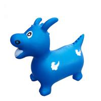 Buy cheap Jumping Dog Animal Space Hopper Inflatable Bouncy Hopper Toys Extra Thickness from wholesalers