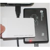 Buy cheap rfid reader with USB keyboard emulation from wholesalers