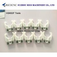 Buy cheap White HSK63F Tool Holder Forks Plastic CNC Tool Changer Grippers for CNC Router Machines from wholesalers