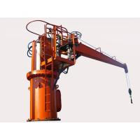 Buy cheap 10 Ton Mobile Harbour Crane , High Control Precision Port Material Handling Equipment from wholesalers