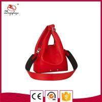 Buy cheap High quality genuine leather hobo bag from wholesalers