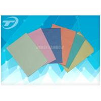 Buy cheap Disposable Medical Dental Patient Bibs 2 Ply Paper + 1 Ply Poly Film CE/ISO Certificate from wholesalers