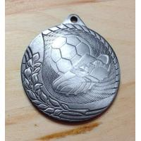 Buy cheap 3D Medal With Ribbon Nickel Plating For Sports , Custom Race Medals Embossed Logo from wholesalers