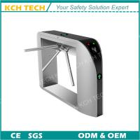 Wholesale High Glass OEM Design Customized Tripod Turnstile With Black Paint from china suppliers