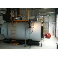 Buy cheap 193℃ 1Mpa Food Beverage LPG Natural Gas Steam Boiler from wholesalers