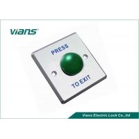 Buy cheap Vians Electric Lock Aluminum Exit Door Push Button For Access Control System from wholesalers