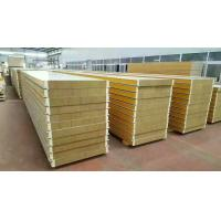 Buy cheap Insulated Roofing Sheets Metal Wall Panels For Workshop / Warehouse from wholesalers