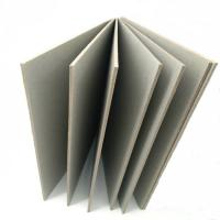 Buy cheap 1250gsm Recycled Mixed Pulp Strawboard Paper In Sheets Carton Boxes from wholesalers