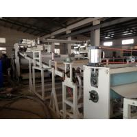 Wholesale Aging Resistant Fireproof PVC Sheet Extrusion Line 2240mm 560kg/H Max Capacity from china suppliers