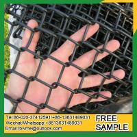 Buy cheap Pascagoula cyclone fence chainlink mesh chain wire netting for farm from wholesalers