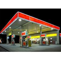 AISI ASTM Steel Building Trusses Prefabricated Gas Station Structure Manufactures