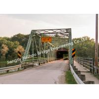 Buy cheap Prefab Project Delta Bridge Truss Temporary Bailey Light Q345B Steel Structure from wholesalers
