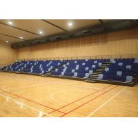 Wholesale Movable Modular Grandstands / Folding Seating System For Multi Use Environments from china suppliers