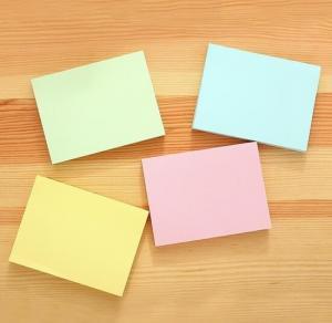 China custom sticky note pad for promotion sticky notes on sale