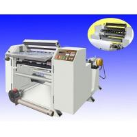 Buy cheap Small Bobbin Roll Thermal Paper Roll Slitting&Rewinding Machine from wholesalers